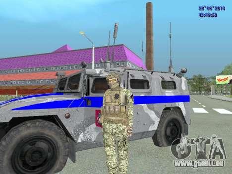 Alfa Antiterror für GTA San Andreas