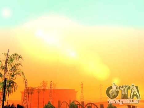 Beta Timecyc pour GTA San Andreas sixième écran