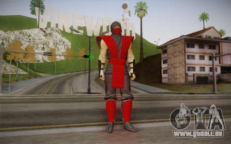Classique Ermac из MK9 DLC pour GTA San Andreas