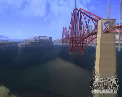SAMP Water FIX pour GTA San Andreas