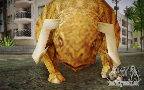 Sirian Werebull für GTA San Andreas dritten Screenshot