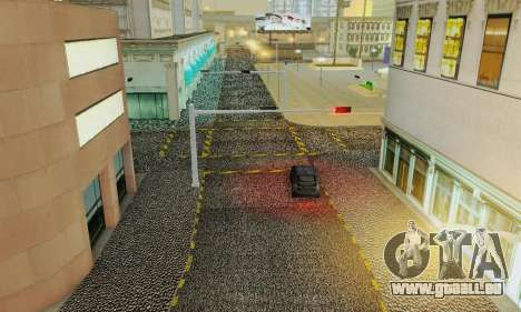 Heavy Roads (Los Santos) für GTA San Andreas