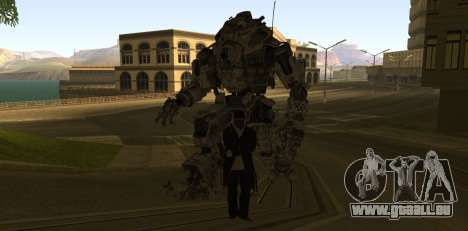 TitanFall Atlas pour GTA San Andreas