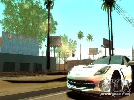 ENBSeries Realistic Beta v2.0 pour GTA San Andreas troisième écran
