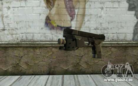 Glock 33 Advance pour GTA San Andreas