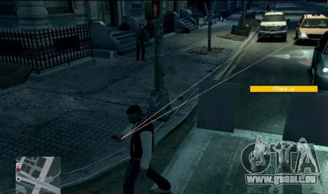 Watch Dogs Style MOD für GTA 4 dritte Screenshot
