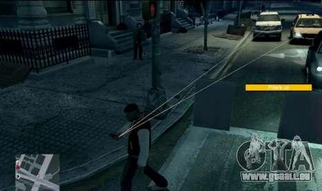 Watch Dogs Style MOD pour GTA 4 troisième écran