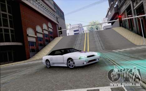 Elegy Kiss the Wall pour GTA San Andreas