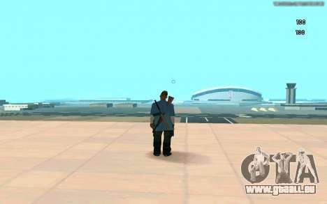 Éternelle de vue pour GTA San Andreas