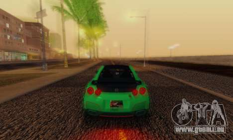Heavy Roads (Los Santos) für GTA San Andreas neunten Screenshot
