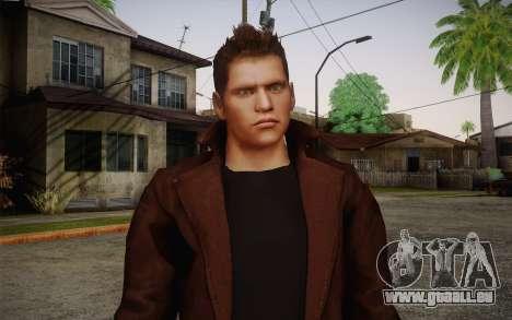 Dean Winchester für GTA San Andreas dritten Screenshot