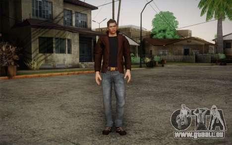 Dean Winchester für GTA San Andreas