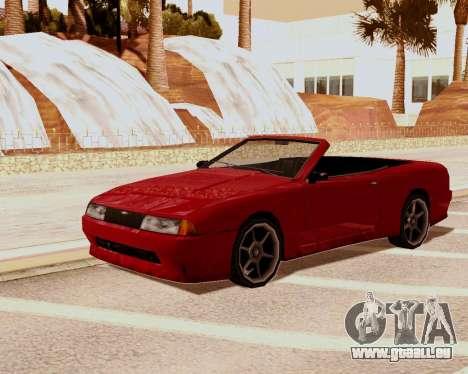 Élégie Convertible pour GTA San Andreas