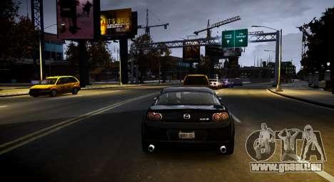ENB Life Graphics pour GTA 4 quatrième écran