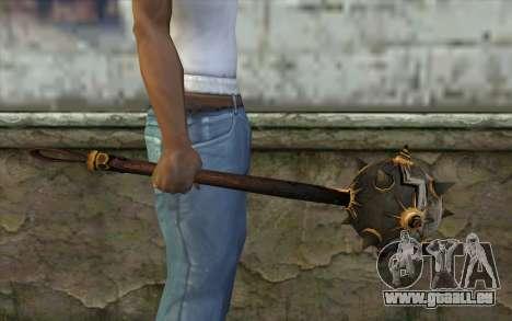 Mace pour GTA San Andreas troisième écran