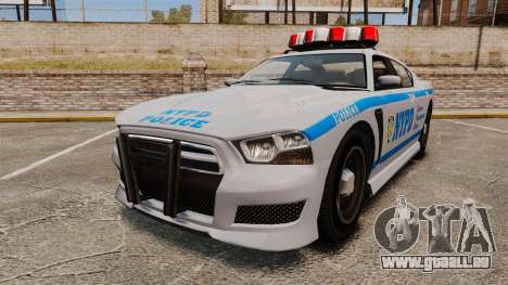 GTA V Bravado Buffalo NYPD pour GTA 4