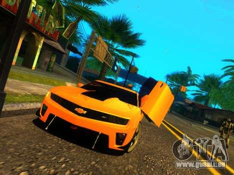 ENBSeries Par Makar_SmW86 v2.0 pour GTA San Andreas troisième écran