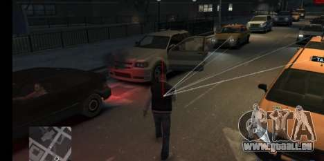 Watch Dogs Style MOD für GTA 4