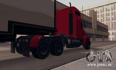 GTA V Packer pour GTA San Andreas laissé vue