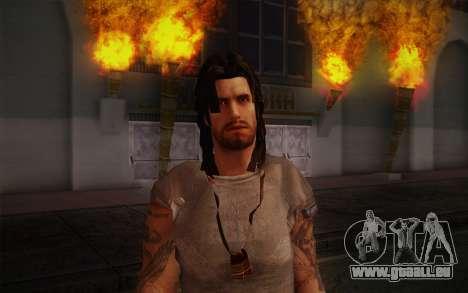 Jake Conway из Ride to Hell: Retribution pour GTA San Andreas troisième écran