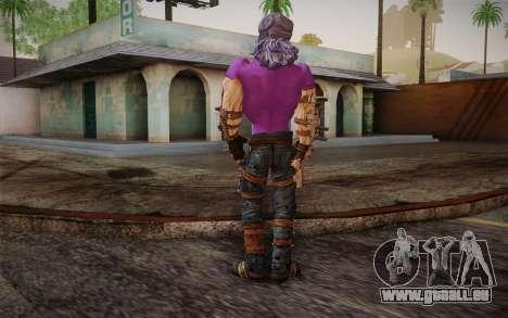 Oma Flexington из Borderlands 2 für GTA San Andreas zweiten Screenshot