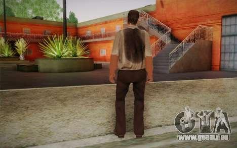 Maddog Peau из Le Raid pour GTA San Andreas deuxième écran