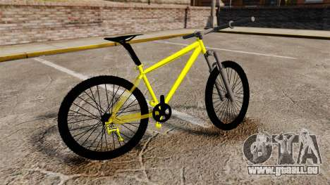 GTA V Mountain Bike pour GTA 4 est une gauche