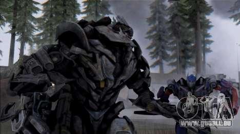 SA Beautiful Realistic Graphics 1.7 Final für GTA San Andreas fünften Screenshot