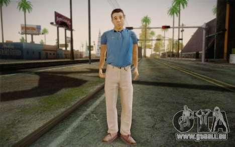 Un homme âgé pour GTA San Andreas