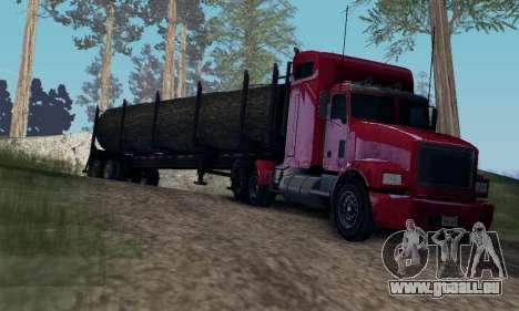GTA V Packer für GTA San Andreas rechten Ansicht