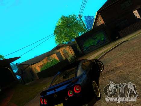 ENBSeries Par Makar_SmW86 v2.0 pour GTA San Andreas deuxième écran