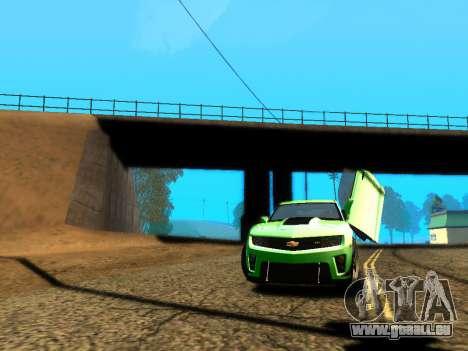 ENBSeries Realistic Beta v2.0 pour GTA San Andreas quatrième écran