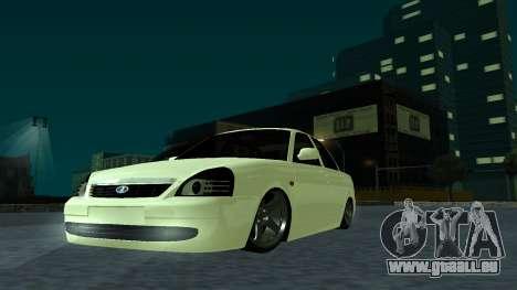 VAZ 2170 für GTA San Andreas