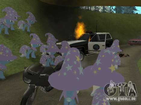 Trixie für GTA San Andreas sechsten Screenshot