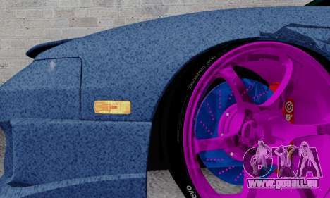 Nissan 240SX pour GTA San Andreas salon