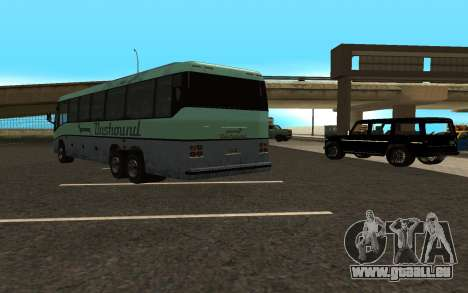 GTA 5 Dashound pour GTA San Andreas vue de droite