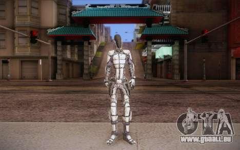 Zer0 из Borderlands 2 pour GTA San Andreas