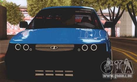 VAZ 2112 pour GTA San Andreas
