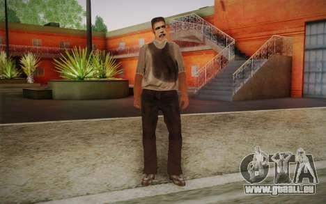 Maddog Peau из Le Raid pour GTA San Andreas