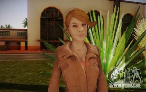 Maya Torres für GTA San Andreas dritten Screenshot