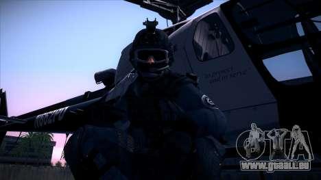 Special Weapons and Tactics Officer Version 4.0 pour GTA San Andreas douzième écran