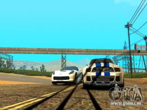 ENBSeries Realistic Beta v2.0 pour GTA San Andreas