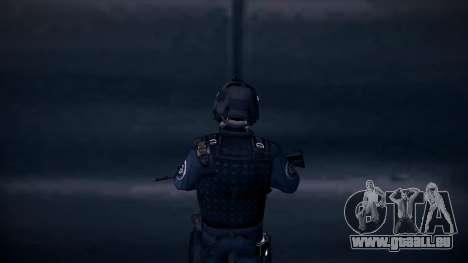 Special Weapons and Tactics Officer Version 4.0 pour GTA San Andreas sixième écran