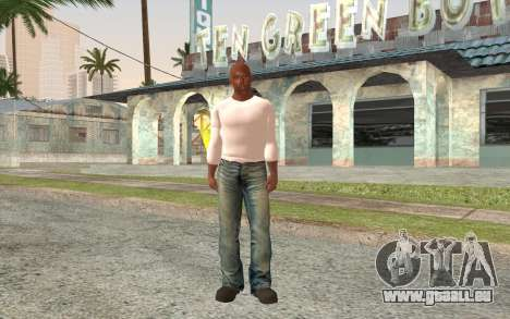 Tyrese Gibson aus the fast and the furious 2 für GTA San Andreas