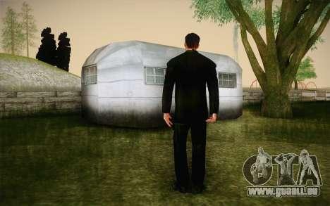 Agent Smith from Matrix für GTA San Andreas zweiten Screenshot