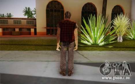 Les nouveaux sans-abri pour GTA San Andreas deuxième écran