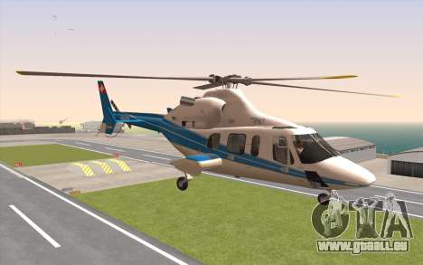 Bell 430 pour GTA San Andreas