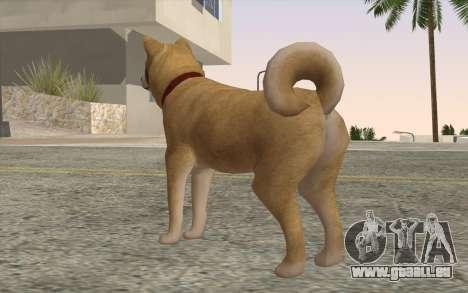 Hund für GTA San Andreas zweiten Screenshot