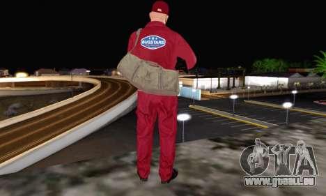 Bug Star Robbery pour GTA San Andreas cinquième écran