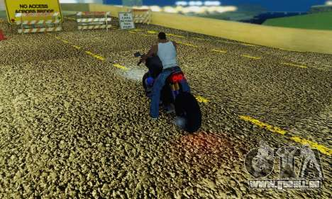 Heavy Roads (Los Santos) für GTA San Andreas zehnten Screenshot